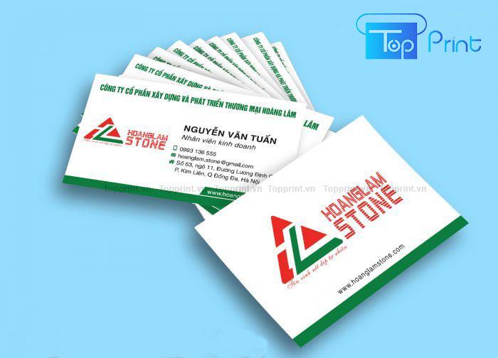 name card giám đốc, nhân viên kinh doanh