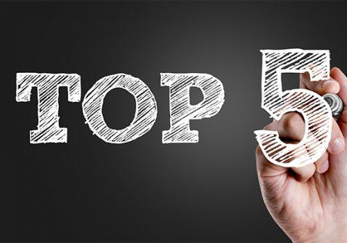 top 5 lĩnh vực cần in tờ rơi