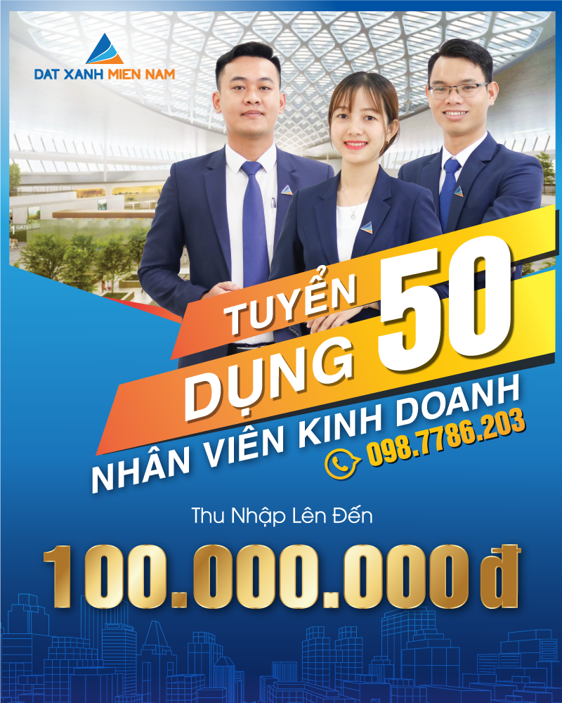 banner tuyển dụng bds