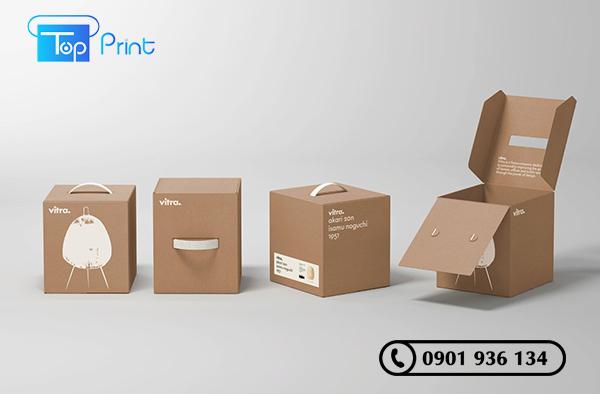 thùng carton 3 lớp giá sỉ