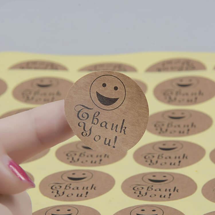 sticker giấy