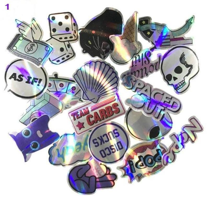 sticker phản quang
